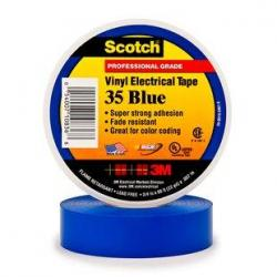 TAPE 35 BLUE 3/4 IN X 66 FT