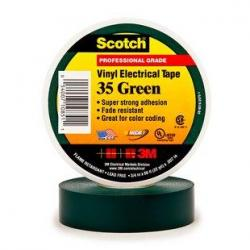 TAPE 35 GREEN 3/4X66FT 3M