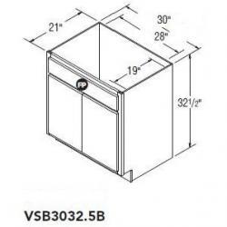 VSB3032.5 247 BENTON BIRCH UMBERS