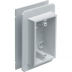OUTLET BOX FOR SIDING
