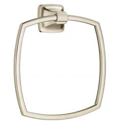 7353.190.295 TOWNSEND TOWEL RING BR NKL