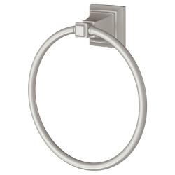 7455.190.295 TOWEL RING TOWN SQUARE S SERIES BR NKL