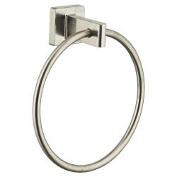 8335190.295 CS SERIES TOWEL RING BRUSHED NICKEL