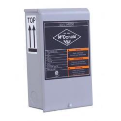 CONTROL BOX 3/4HP 230V