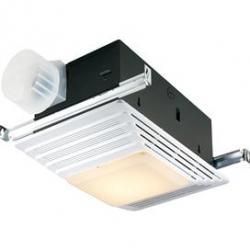 696 FAN/LIGHT 100 CFM 4.5 SONES