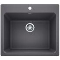 401923 25X22  LIVEN LAUNDRY SINK CINDER