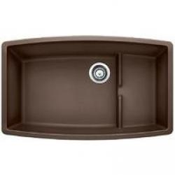 440063 CAFE BROWN SUPER SINGLE PERFORMA CASCADE BOWL