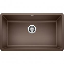 440147 CAFE BROWN 32 INCH UNDER MOUNT SINGLE