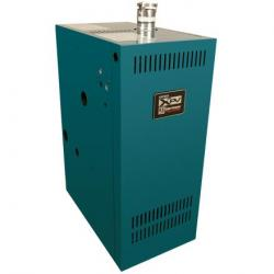BUXPV5P - X-PV5P-T02 126000 BTU LP GAS POWERVENTED BOILER