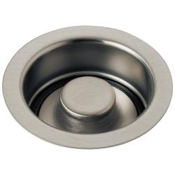 69070-SS DISPOSAL FLANGE AND STOPPER STAINLESS