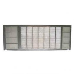 7602-501F STAMPED GRILL FOR PTAC