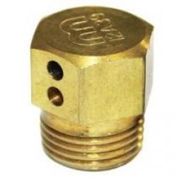 3/8 NPT BRASS AUTOMATIC VENT LIMITER
