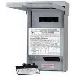 DPU222RGF A/C DISC W/ WR GFI REC 20A