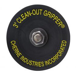 GRIPPER PLUG 3 CLEAN OUT