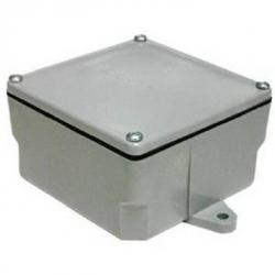 JUNCTION BOX 6X6X4 PVC ELECTRICAL