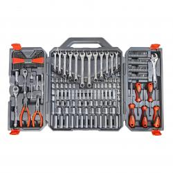 CTK180 MECHANICS TOOL SET, 180 PC