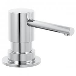 RP100734 CHROME TRINSIC METAL SOAP DISPENSER