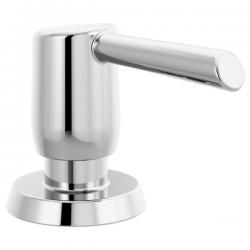 RP100736 METAL SOAP DISPENSER CHROME
