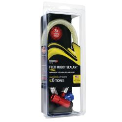 995 FLEX INJECT SEALANT & ADVANCED TOTAL WITH UV DYE FOR SYSTEMS UP TO 6 TONS