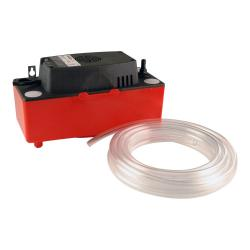 """DVCP22T - CP-22T CONDENSATE PUMP, 120 VOLT, 22FT LIFT, WITH 20FT 3/8"""" TUBE"""