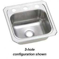 BCR-15 2-HOLE SINK ELKAY