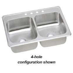 CR-3321-3 HOLE SINK ELKAY