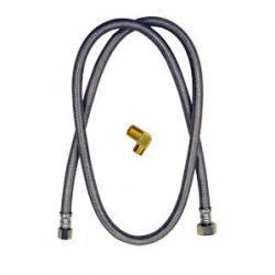 B6W72 3/8 COMP X 3/8 COMP X 72 INCH DISHWASHER CONNECTOR