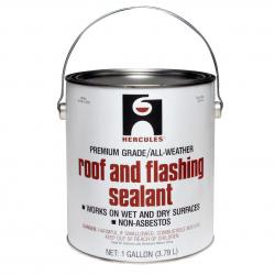 ROOF FLASHING SEALANT 1 GAL