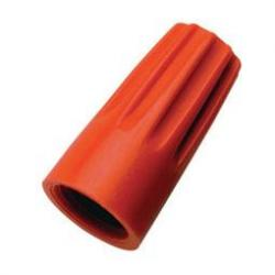 30-073 WIRE NUT ORANGE 100/BOX