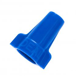 30-454 WING NUT BLUE 25/BOX