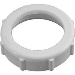 SLIP JOINT NUT 1-1/4 PVC LESS WASH