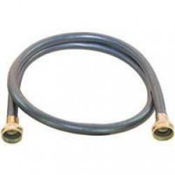 WASHER HOSE 3/4FEM X 6FT RUBBER
