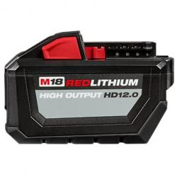 48-11-1812 M18 BATTERY 12.0 AMP HIGH OUTPUT
