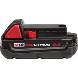 48-11-1820 M18 REDLITHIUM 2.0AH BATTERY