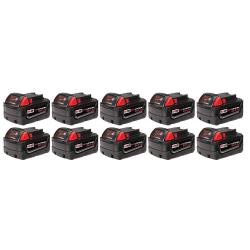 48-11-1851 M18 XC5.0 BATTERY 10-PACK