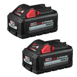 48-11-1862 M18 REDLITHIUM HIGH OUTPUT XC6.0 BATTERY 2PK