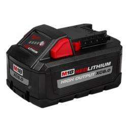 48-11-1880 M18 REDLITHIUM HIGH OUTPUT XC8.0 BATTERY