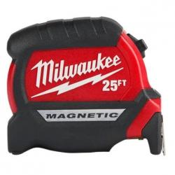 48-22-0325 25' COMPACT WIDE BLADE MAGNETIC TAPE MEASURE