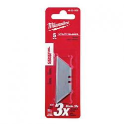 48-22-1905 REPLACEMENT BLADE UTILITY KNIFE 5 PK