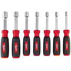 NUT DRIVER SET HOLLOWCORE SHAFT 7 PC
