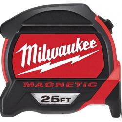 48-22-0125 25FT MAGNETIC TAPE MEASURE