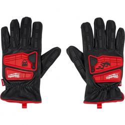 48-22-8784 IMPACT CUT LEVEL 5 2XL GOATSKIN LEATHER GLOVES