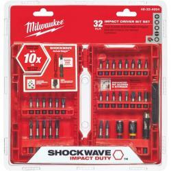 48-32-4004 32PC Shockwave Driver Bit Set