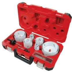 49-22-4105 HOLE SAW KIT 19PC ELEC