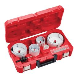 49-22-4142 12 PC PLUMBER HOLESAW KIT