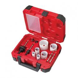 49-22-4145 HOLE SAW KIT 10PC PLBG