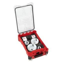 49-22-5606 10 PC. HOLE SAW KIT W/PACKOUT