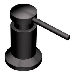 3942BL SOAP DISPENSER MATTE BLACK