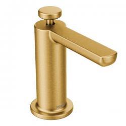 S3947BG BR GOLD SOAP DISPENSER MODERN