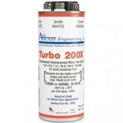 TURBO 200X 5/5/7.5/10/20/50 MFD (370/440V)